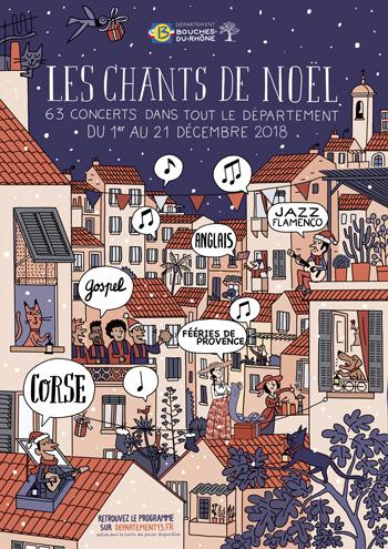 Les Chants De Noel Les Evenements Culture Le 13 En Action