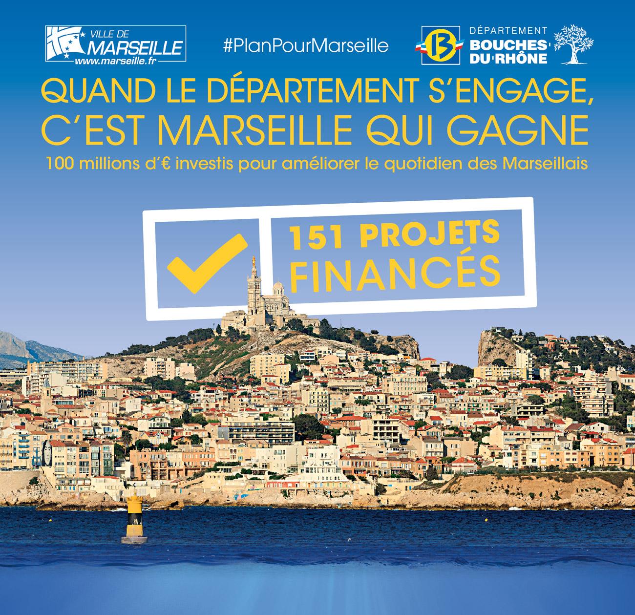 Plan Pour Marseille L Institution Le 13 Site Du Departement
