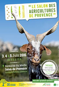 Au domaine du merle salon de provence le salon des for Salon des agricultures de provence 2017